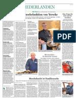 Artikel dagblad NRZ