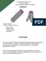 Seminário de Orgânica I (Portuguese)