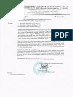Pengumuman Pendaftaran BPPLN Ditjen Dikti Tahun 2014