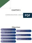 Chapter 5 - Communication & Network