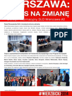 Biuletyn SLD Warszawa _2