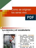 clasificacion ciencia