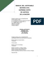 Manual Del Justificablr