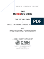 Majoring in Men MoMENtum Men's Ministry Guide