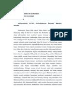 Muhammad Yunus Pengembang Konsep Kredit Mikro