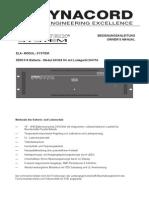 DEM314 Manual