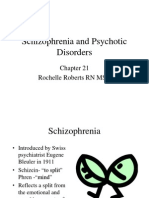 Schizophrenia and Psychotic Disorders Ppt Chap 21