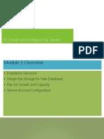 01 Install and Configure SQL Server