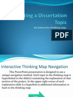 Selecting a Dissertation Topic