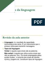 Aula 02 - Funções da Linguagem