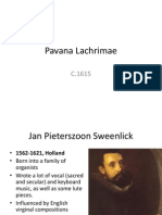 Pavana Lachrimae