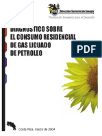Comparacion de Consumo Entre Lpg y Electrico