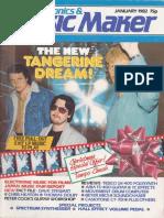 Tangerine Dream_Electronics & Music Maker Magazine