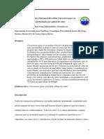 Acumulación y tolerancia del ostión Crassostrea gigas en condiciones perturbadas por sulfato de cobre
