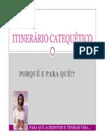 Itinerário para catequese.pdf