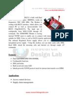 GSM Sim900