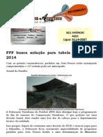 FPF busca solução para tabela do estadual 2014