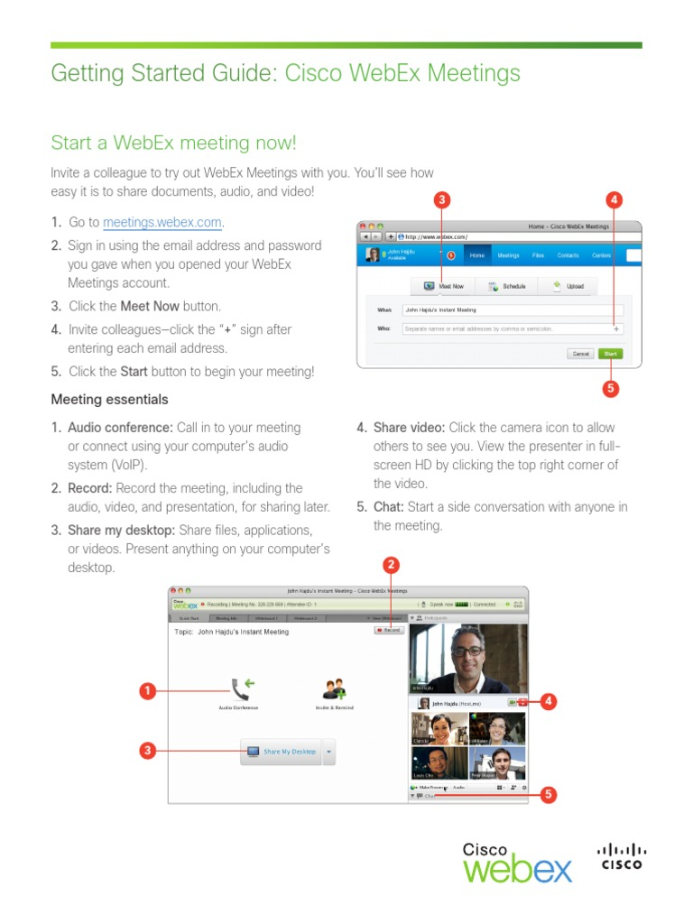 Cisco Webex Meeting Cisco Systems I Phone
