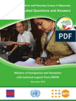 2014 Myanmar Census Q&A_english_1