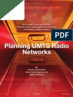 UMTS Network Planning