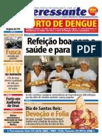 Jornal Interessante - Edição 02 - Fevereiro de 2010 - Unaí-MG