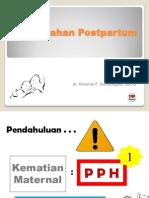 Referat Perdarahan Postpartum