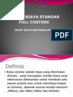 Akutansi Biaya 2