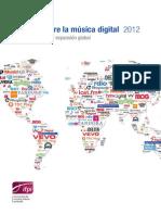 Reporte Música Digital 2012