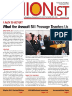 Unionist August 2012 Issue