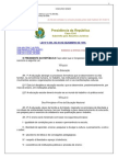 01 - Lei nº 9.394-96. Lei nº 12.796, Lei Nº 11.645 (LDB e suas alterações)