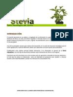 Stevia Perfil Tecnológico de Cultivo