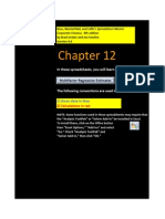 CF Chapter 12 Excel Master Student