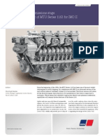 MTU Technical Article Further Development Series 1163 for IMO II