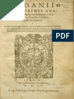 Pedanii Dioscorides