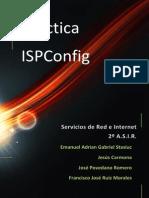 Práctica ISPConfig