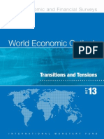 World Economic Outlook Oct 2013