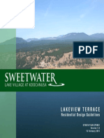 sweetwater lakeview terrace design guidelines
