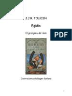 Tolkien, J.R.R. - Egidio Ilustrado
