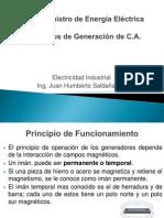 Principios de Generacion de c.a.