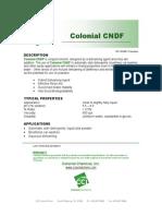 Colonial CNDF
