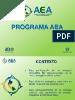 Programa Alianza en Energia y Ambiente