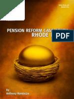 Pension Reform Rhode Island