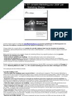 Livre gratuit 101 conseilsmarketing pour 2008