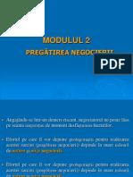 Pregatirea Negocierii