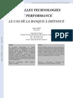 Banque Distane & IT