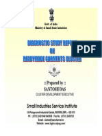 Swot Strategija Razvoja Odjevne Inustrije Indije