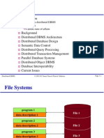Distributed Databases 1