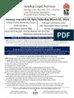 Napa Citizenship Workshops