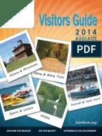 Grand Lake Visitors Guide 2014