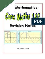 C1C2 Revision Notes